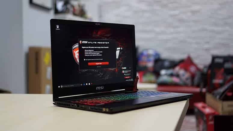 MSI accidental damage protection