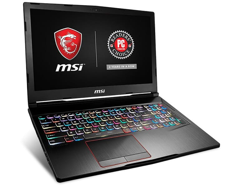 MSI GE63VR Raider-075 Review