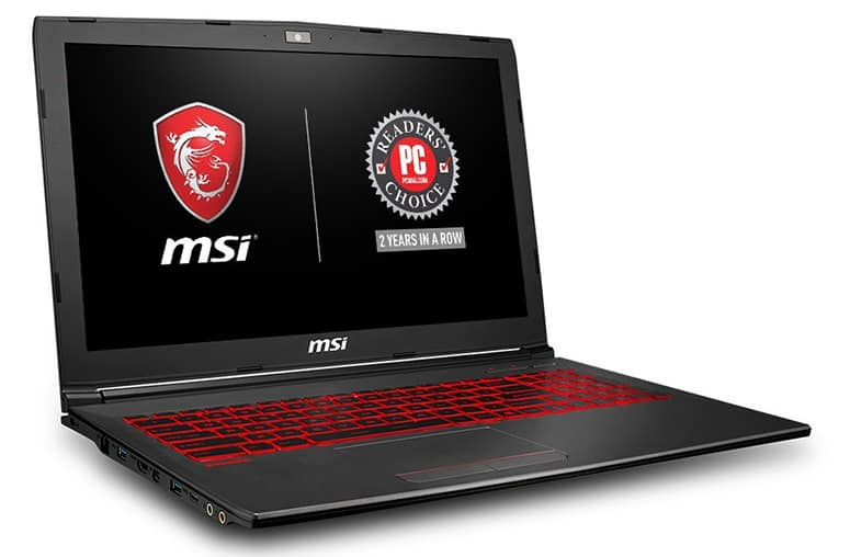 MSI GV62 8RD-200 Review
