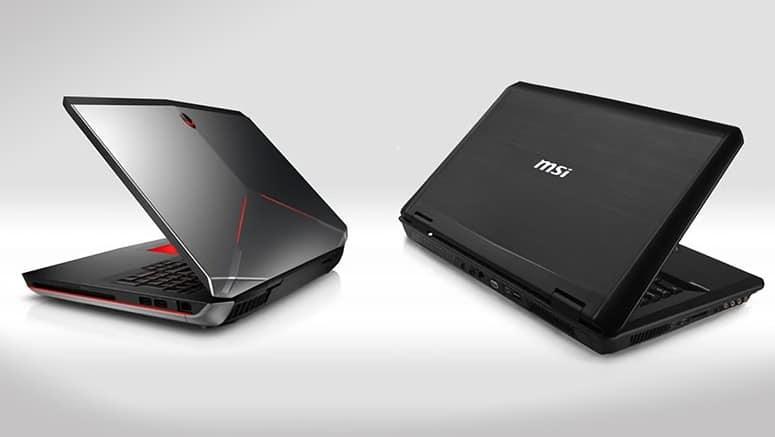 Alienware vs MSI