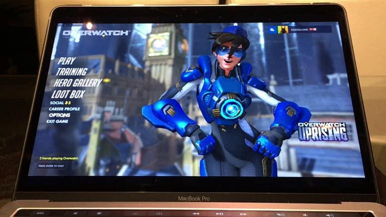 MacBook Pro Gaming