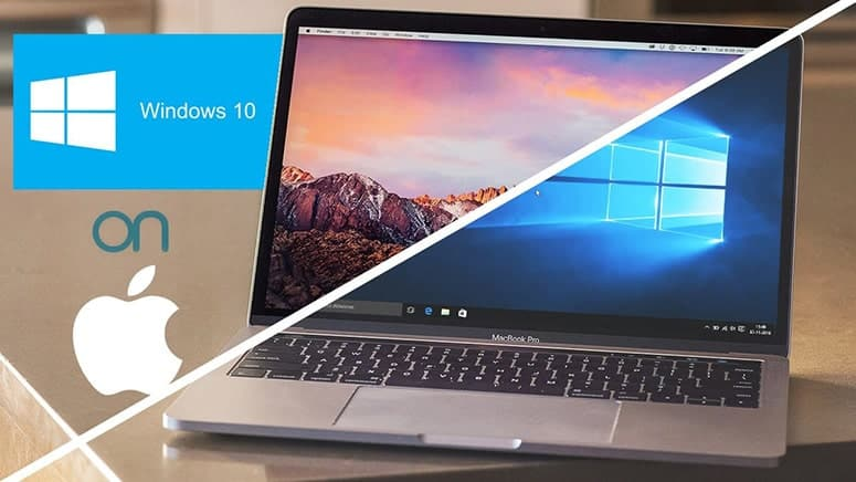 Macbook using Windows