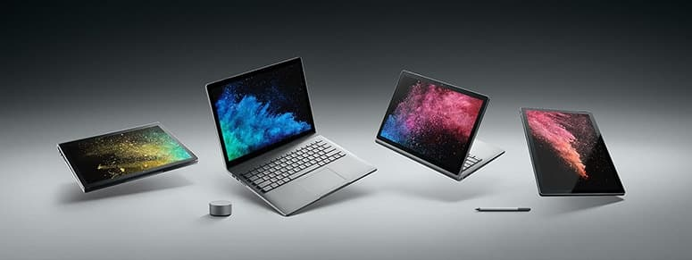 Microsoft Surface Design