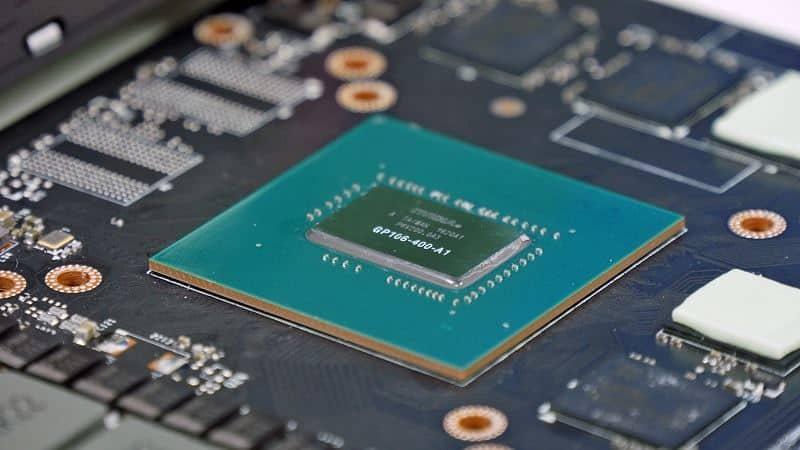 Nvidia GeForce GTX 1060 Laptop Version
