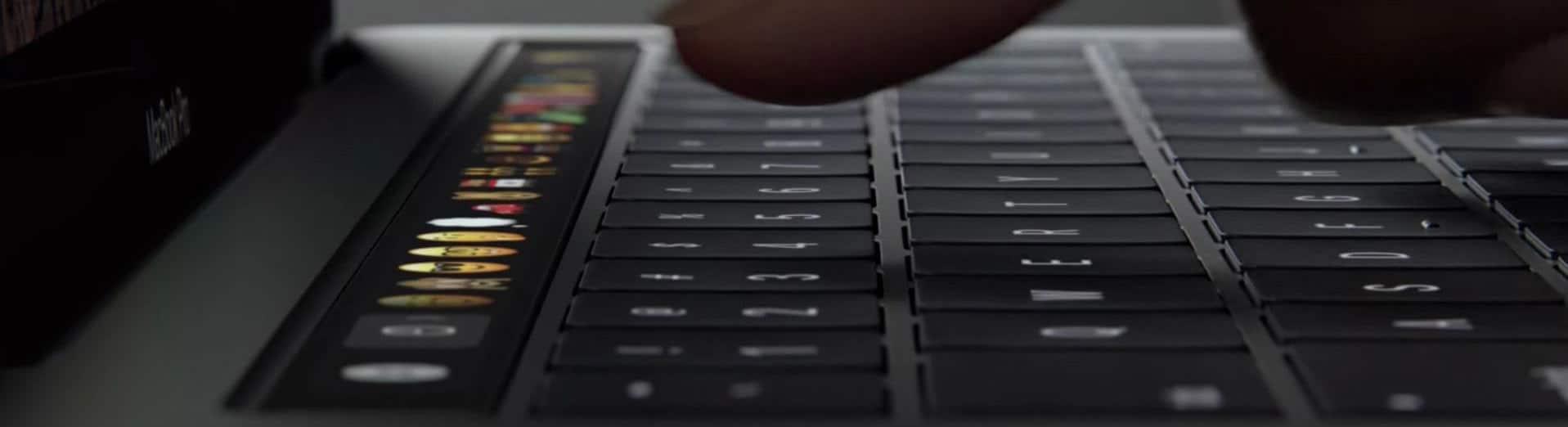 Macbook Pro Touchpad