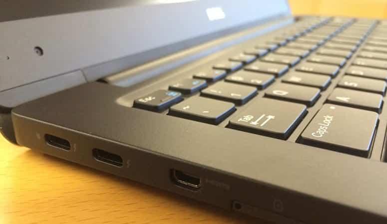 Ultrabook Lacks Ports