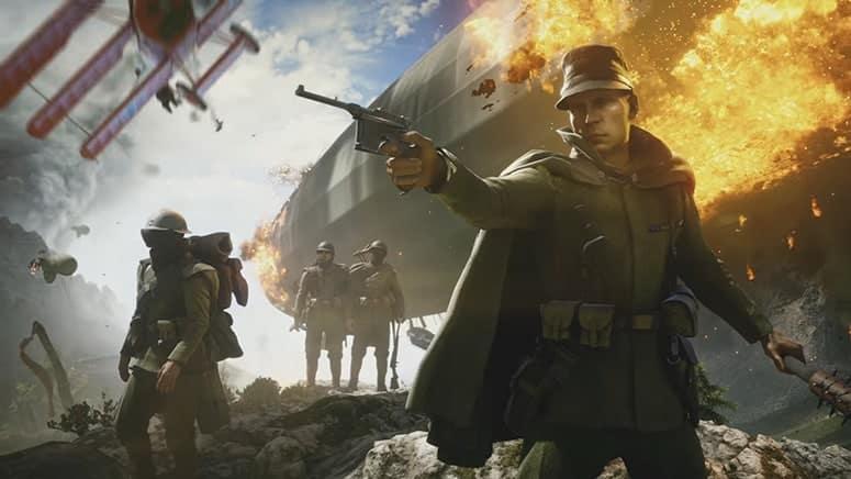 Battlefield 1 Crazy