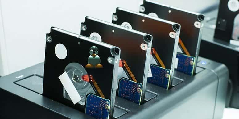 HDDs Clone
