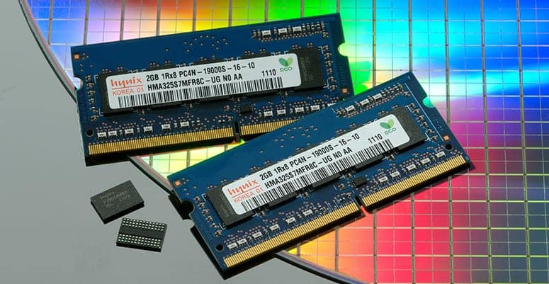 DDR So-Dimm and Wafer