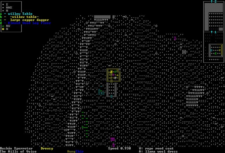 Dwarf Fortress Updated forever