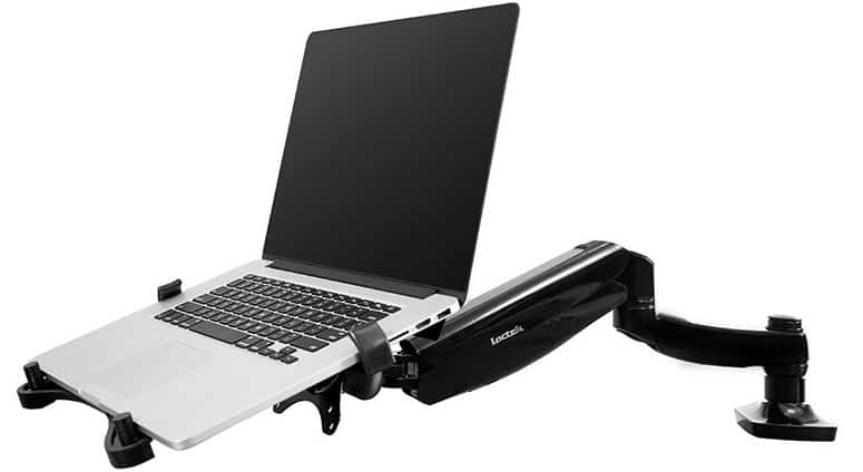 FLEXIMOUNTS 2-in-1 Monitor Arm Laptop Mount Review