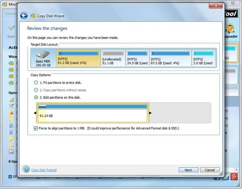 Partitioning HDDs to prevent data loss