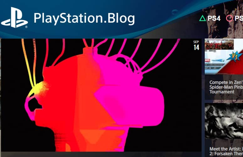 Playstation Blogs
