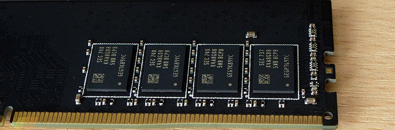 RAM Chips Modules