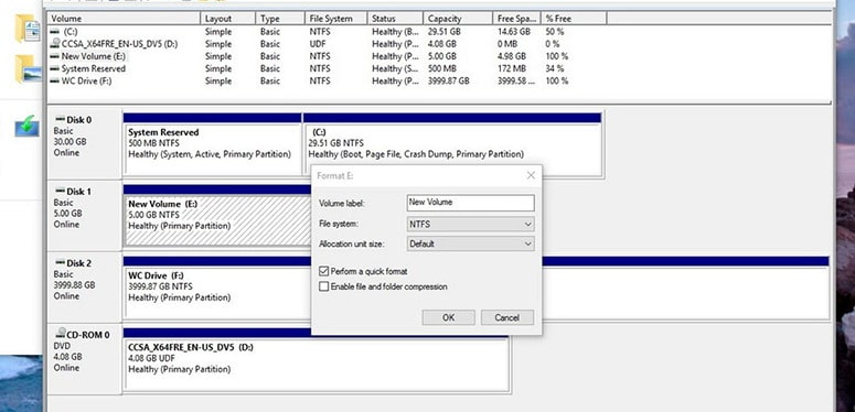 Preparing HDDs and SSDs for the future