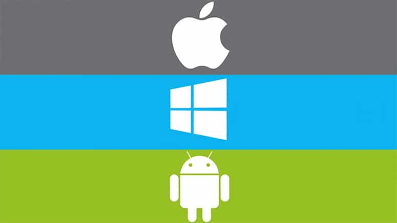 Operating Systems on Tablets