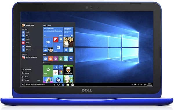 Dell Inspiron i3163 Blue