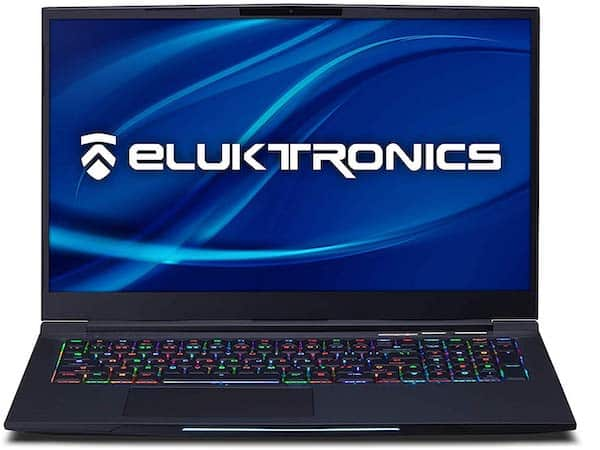 Eluktronics Mech-17 G1RX