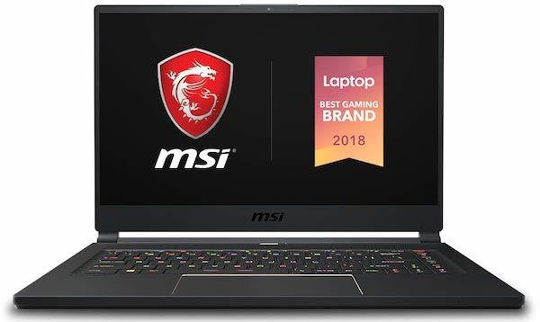 MSI GS65 Stealth-666