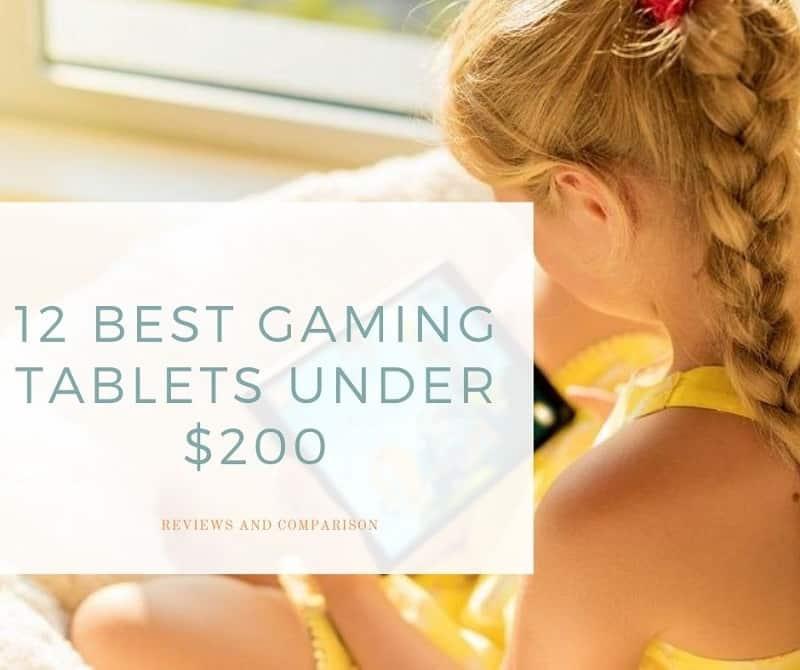 best gaming tablet under 200