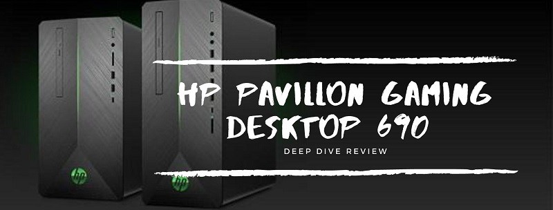 hp pavilion gaming desktop 690 reviews