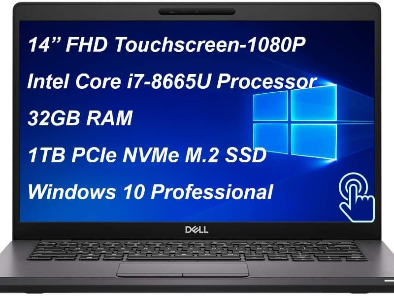 DELL LATITUDE 3510 HIGH-PERFORMANCE BUSINESS LAPTOP